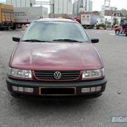 """VW Passat 2,0 Van """"SOLGT"""""""