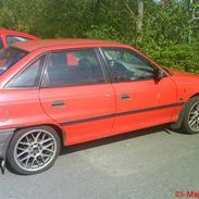 Opel Astra F Sedan. SOLGT