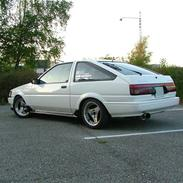 Toyota corolla ae86 coupe gt
