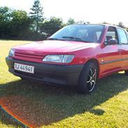 Peugeot 306 - Død