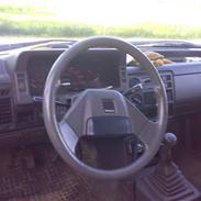 Mazda b2000 solgt