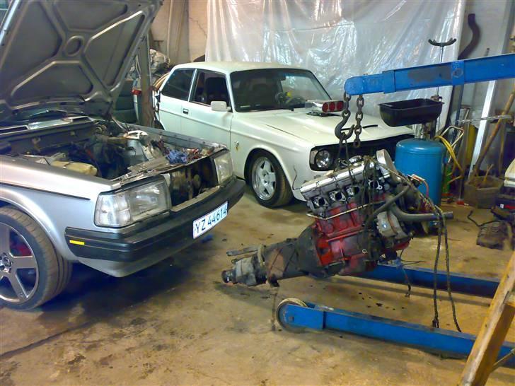 Volvo 252 R  billede 3