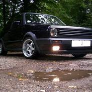 VW Golf 2 Fire and Ice (SOLGT)