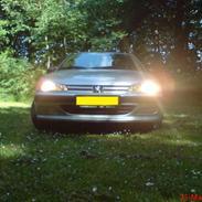 Peugeot 406 Van (SOLGT)