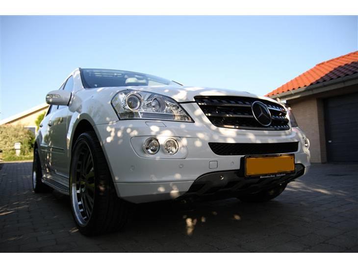 Mercedes benz ml 420 solgt 2007 har ligge f et lagt for Mercedes benz 420