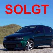 VW polo ( solgt og nu død )
