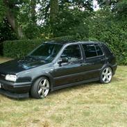 VW Golf 3 - Solgt