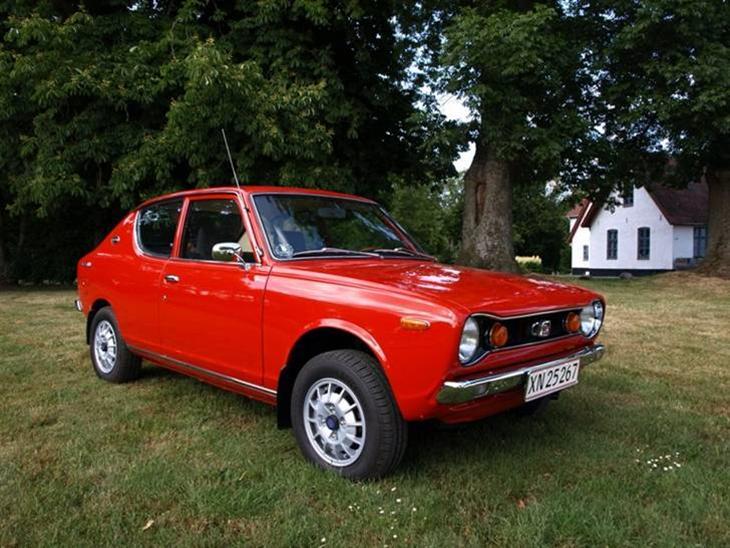 Datsun 100a til salg
