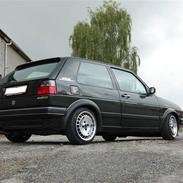 VW Golf 2 Retro