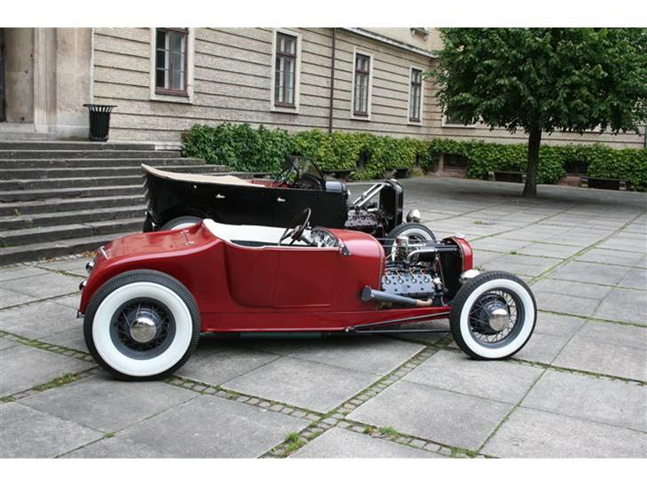 ford a roadster til salg