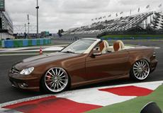 "Mercedes Benz SLK ""Custom"""