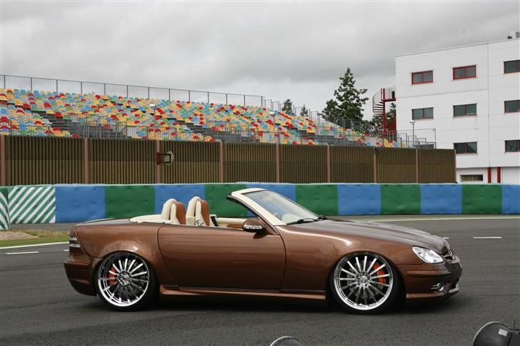 """Mercedes Benz SLK """"Custom""""  billede 4"""