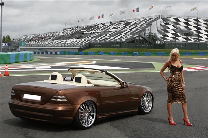 """Mercedes Benz SLK """"Custom""""  billede 5"""
