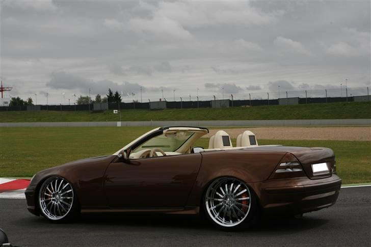 """Mercedes Benz SLK """"Custom""""  billede 9"""