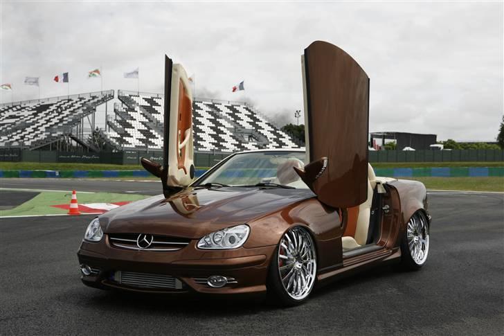 """Mercedes Benz SLK """"Custom""""  billede 12"""