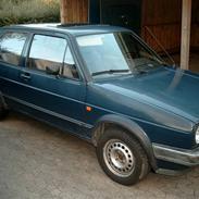 VW golf 2 (skrottet)