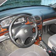 Peugeot 2.0 sv turbo stc.