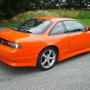 Nissan Silvia S14. Drift (Solgt)