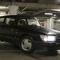 Saab 900 Aero - Sælges :/