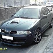 Mitsubishi Carisma 1,8 GDI (Solgt)