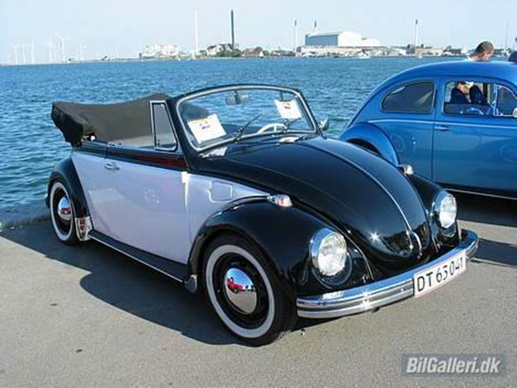 VW bobbel 115 - 1967 - Bilen var totalt vrag da jeg ...