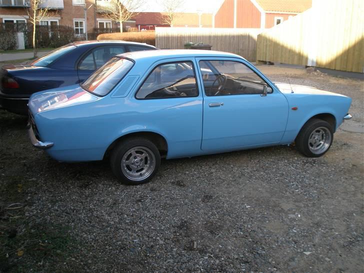 Opel Kadett C  Til Salg billede 8