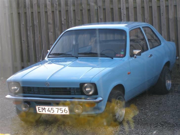 Opel Kadett C  Til Salg billede 9