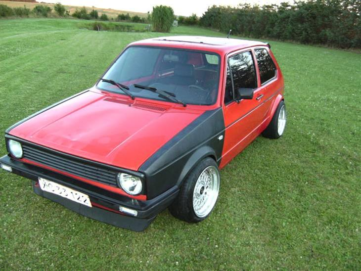 vw golf 1 gti 16v solgt 1983 jeg h ber i vil tage godt imo. Black Bedroom Furniture Sets. Home Design Ideas
