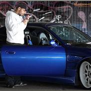 """Nissan Silvia s14a """"SOLGT"""""""