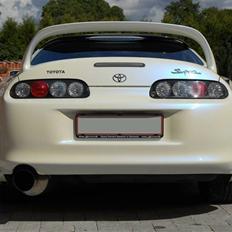 Toyota Supra TT Targa Euro Spec
