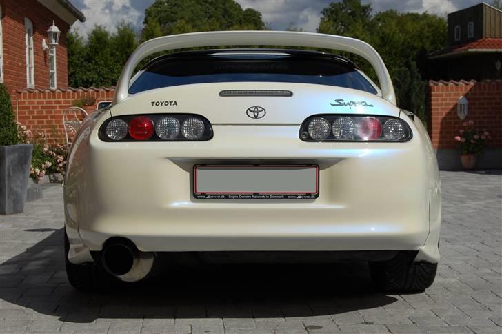 Toyota Supra TT Targa Euro Spec billede 3