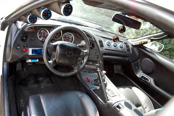 Toyota Supra TT Targa Euro Spec billede 7