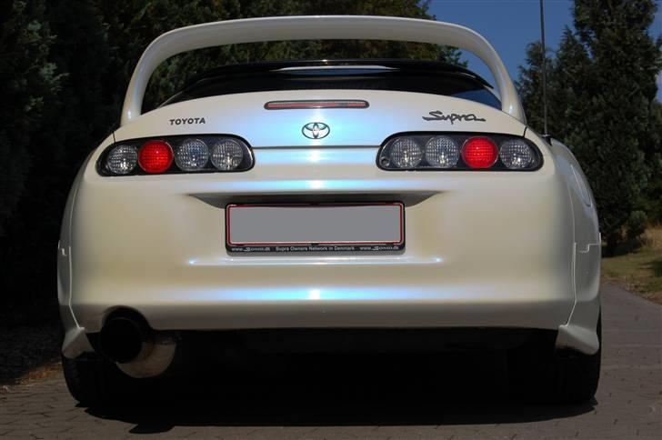 Toyota Supra TT Targa Euro Spec billede 10