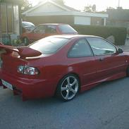 Honda civic coupe SOLGT