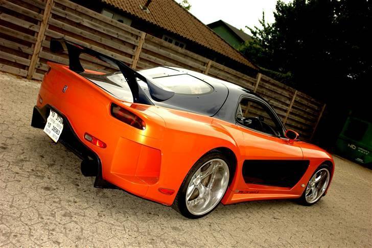 Mazda rx7 (tilsalg) billede 17