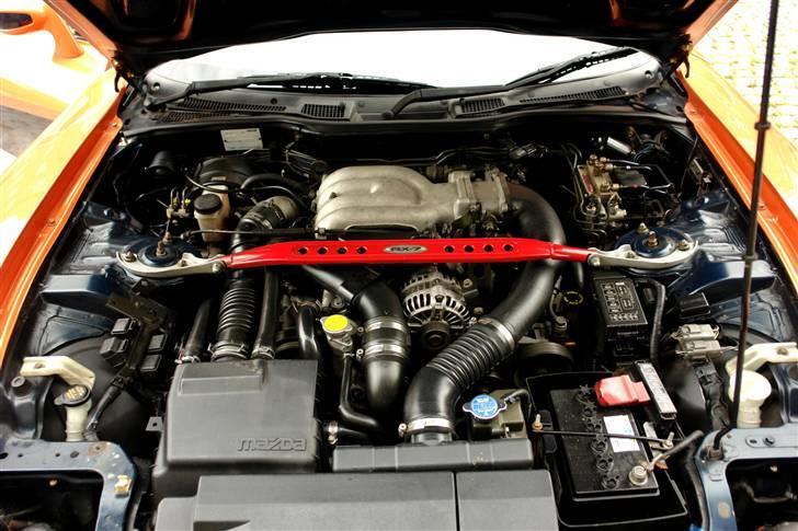 Mazda rx7 (tilsalg) billede 18