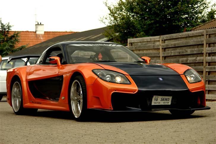 Mazda rx7 (tilsalg) billede 19