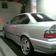 BMW e 36 coupe