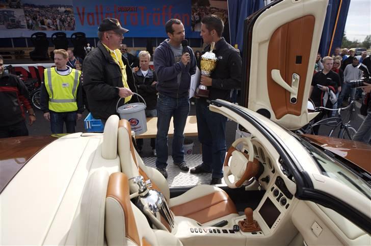 """Mercedes Benz SLK """"Custom""""  - Som første dansker nogensinde tog jeg """"Best In Show"""" prisen på Vallåkra Träffen 2008! billede 18"""