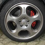 Mercedes Benz 400E 4,2 (konfiskeret)