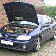 Renault Megane Coupe - Solgt