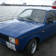 Opel Kadett City Solgt