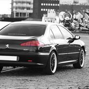 Peugeot 607 Solgt