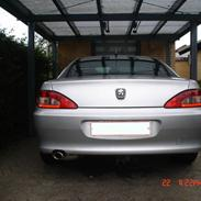 Peugeot 406 coupe solgt