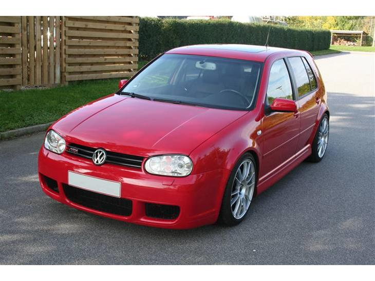 vw golf iv 1 9 tdi gti 1998 bilen er blevet bygget om til. Black Bedroom Furniture Sets. Home Design Ideas