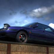 Mazda 323 F VISION
