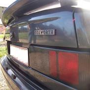 Ford sierra cosworth 2wd