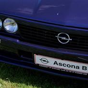 Opel Ascona B Turbo