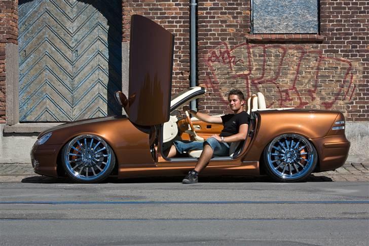 """Mercedes Benz SLK """"Custom""""  billede 20"""