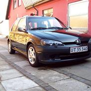 Peugeot 106 rally solgt 9/4